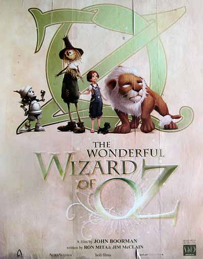 The Wizard of Oz (Action Synthese)