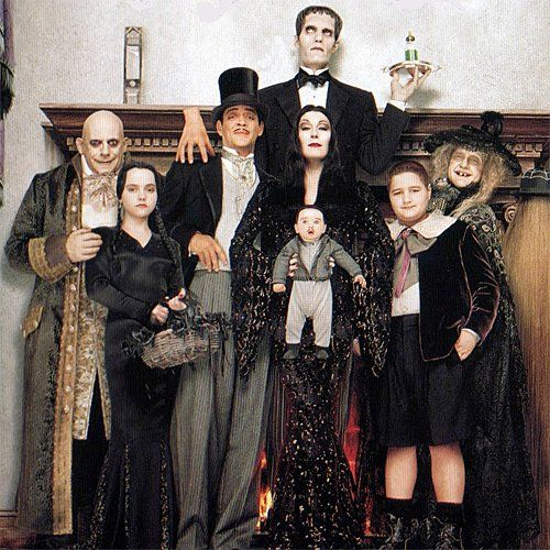 Untitled third Addams Family film