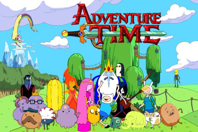 Untitled Adventure Time movie