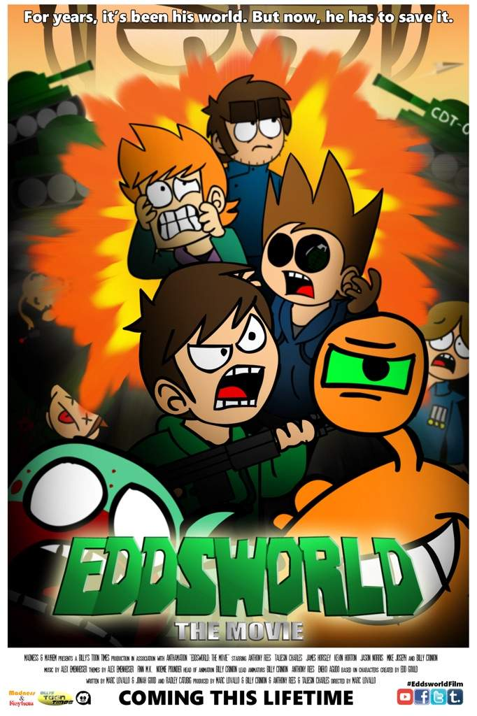 The Eddsworld Fan Movie