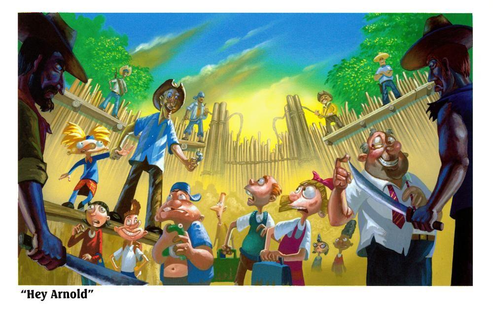 Hey Arnold!: The Jungle Movie (Original 2002 Version)