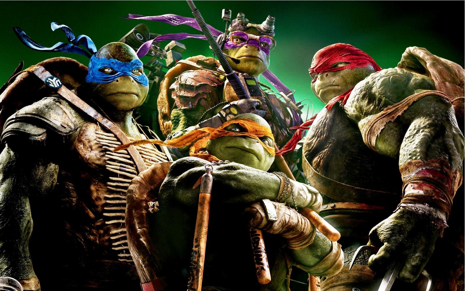 Teenage Mutant Ninja Turtles 3 (2010s)