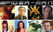 James Cameron's Spider-Man Cast