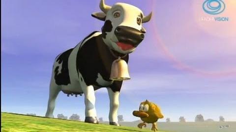 La Vaca Lechera Video Wikia Canciones De La Granja Fandom