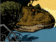 Allosaurus Calvin the Awful Allosaur.png