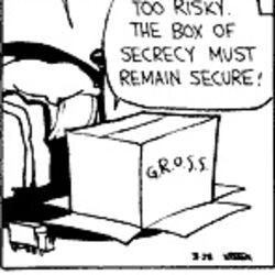 Box of Secrecy