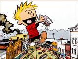 Calvin's Hometown