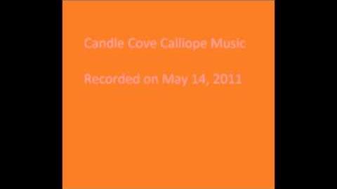 Candle Cove Calliope Music