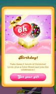 Free Gift CCJS 2nd birthday
