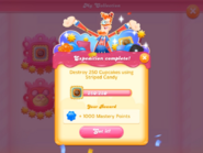 My Collection Cupcake Crasher badge 2 expedition 2 complete