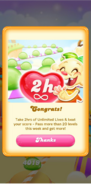 Free gift Unlimited lives and beat your score