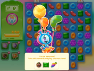 Allen's journey balloon 3 complete