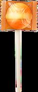 Wrapped Lollipop Hammer (transparent)