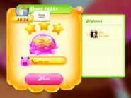 Get the treasure level win summary