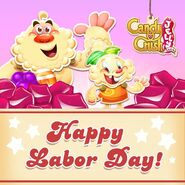 Happy Labor Day 2018
