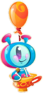Allen's Journey balloon 1