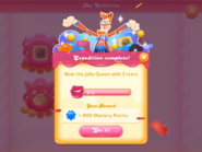 My Collection Jelly Juggler badge 1 expedition 4 complete