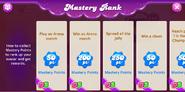 Mastery Rank 2 task info horizontal