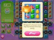 Wrapped Lollipop Hammer instruction 5