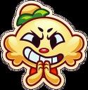 Jenny emoji naughty