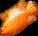 Orangefishwrapped