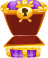Royal Championship Purple Chest Big Open