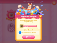 My Collection Cupcake Crasher badge 1 expedition 4 complete