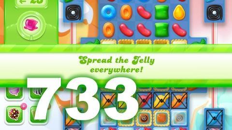 Level 733/Versions