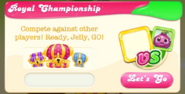 Royal Championship tab tasty events