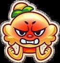 Jenny emoji angry