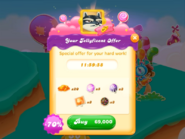 Your Jellyficent Offer countdown