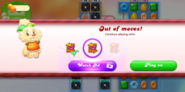 Watch ad Normal level 2 Free move 2