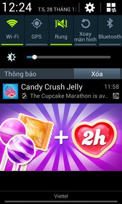 Cupcake Marathon notification.png