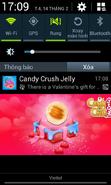 Free Gift notification 9