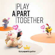 Play Apart Toghether King cover