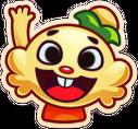 Jenny emoji hi