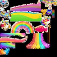Rainbow Party sprite 2.66.7