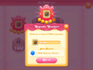 My Collection Cupcake Crasher badge 1 expedition 5
