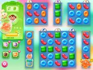 Candy Crush Jelly Level 1780 with boosters