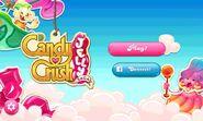 Candy Crush Jelly Saga landscape mode