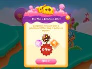 You Won a Jellyficent Offer info