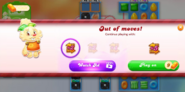 Watch ad Normal level 2 Free move 1