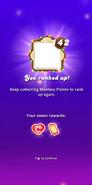 Mastery Rank 2 Rank up screen vertical