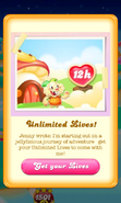 Free Gift Unlimited Lives Jenny's Diary 1