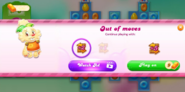 Watch ad Normal level 4 Free move 1