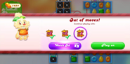 Watch ad Normal level 2 Free move 3