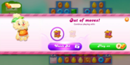 Watch ad Normal level 3 Free move 1