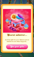 Free Gift Secret admirer Coloring candy Double delish fish Valentine 2018