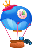 Royal Championship TV balloon livestream