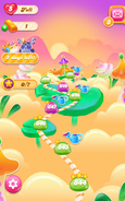 Birthday Bash Blooming Jelly on main map
